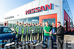 Radio Kerry Kerry Sports/Randles Bros Sports Star Award Recipient for the month of September 2016 was The Kerry Minor Football Team, Eamonn Hickson, Radio Kerry and David Randles presented the awards to Peter Keane, Kerry Minors Manager and Members of the Kerry Minor Team  at Randles Nissan garage,Manor West,Tralee on Saturday