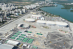 Olympic Tennis Center,<br /> APRIL 6, 2016 : A general view of the Olympic Tennis Center in Rio de Janeiro in Brazil.<br /> (Photo by Hitoshi Mochizuki/AFLO)