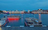 EUS- Pontoon Boat Fireworks Cruise at Disney's Epcot, Orlando FL 5 14