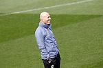 Real Madrid's coach Zinedine Zidane during training session. February 14,2017.(ALTERPHOTOS/Acero)