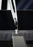 Olympia 2004 Athen Eroeffnungsfeier; Entzoendung olympisches Feuer