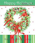 Janet, CHRISTMAS SYMBOLS, paintings(USJS117,#XX#) Symbole, Weihnachten, símbolos, Navidad, illustrations, pinturas