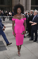 NEW YORK, NY - APRIL 13: Viola Davis at Variety's Power Of Women: New York at Cipriano Wall Street in New York City on April 13, 2018. <br /> CAP/MPI99<br /> &copy;MPI99/Capital Pictures