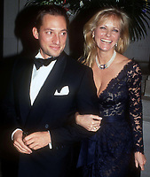 Tony Peck Cheryl Teigs 1989<br /> Photo By John Barrett/PHOTOlink.net / MediaPunch