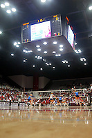 24 Sep 2005: Action during Stanford's 3-0 win over UCLA at Maples Pavilion in Stanford, CA.