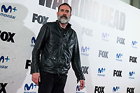 "Jeffrey Dean Morgan attends to an event with fans of ""The Walking Dead"" at Cines Capitol in Madrid. March 09, 2017. (ALTERPHOTOS/Borja B.Hojas) /NortePhoto.com"