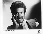 Larry Graham 1981 on WB<br /> photo from promoarchive.com/ Photofeatures