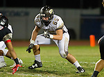 Lawndale, CA 11/11/16 - Matthew Driesler (West Torrance #65) in action during the West Torrance - Lawndale CIF first round playoffs.  Lawndale defeated West Torrance 48-14.