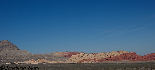Panorama, Red Rock Canyon, Nevada