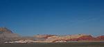 Panorama, Red Rock Canyon, Nevada