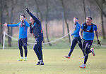 310316 Rangers training