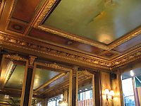Old Paris ceiling
