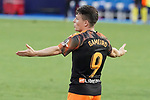 Valencia CF's Kevin Gameiro during La Liga match. July 12,2020. (ALTERPHOTOS/Acero)