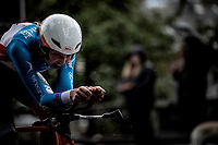 Gillian Ellsay (CAN)<br /> Elite Women Individual Time Trial<br /> <br /> 2019 Road World Championships Yorkshire (GBR)<br /> <br /> ©kramon