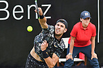 13.06.2019, Tennisclub Weissenhof e. V., Stuttgart, GER, Mercedes Cup 2019, ATP 250, Matteo BERRETTINI (ITA) vs Karen KHACHANOV (RUS) [2] <br /> <br /> im Bild Karen KHACHANOV (RUS) <br /> <br /> Foto © nordphoto/Mauelshagen