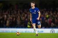 Chelsea's Gary Cahill in action <br /> <br /> Photographer Craig Mercer/CameraSport<br /> <br /> The Premier League - Chelsea v Crystal Palace - Saturday 10th March 2018 - Stamford Bridge - London<br /> <br /> World Copyright &copy; 2018 CameraSport. All rights reserved. 43 Linden Ave. Countesthorpe. Leicester. England. LE8 5PG - Tel: +44 (0) 116 277 4147 - admin@camerasport.com - www.camerasport.com