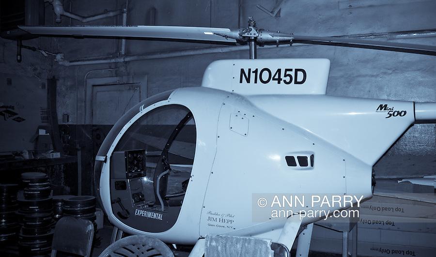 Cradle of Aviation, behind the scenes, 2010
