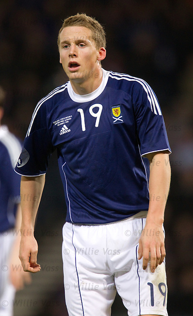 Christophe Berra, Scotland