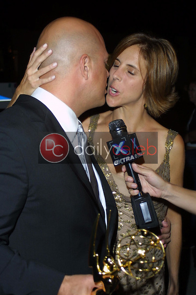 Michael Chiklis and wife