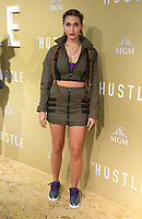 "08 May 2019 - Hollywood, California - Ashley Brinton. ""The Hustle"" Los Angeles Premiere held at the ArcLight Cinerama Dome. Photo Credit: Faye Sadou/AdMedia"