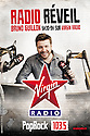 Publicit&eacute;<br /> Virgin Radio<br /> Bruno Guillon