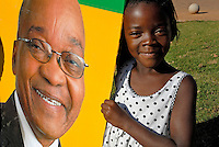 Jacob Zuma, the next president  of South Africa