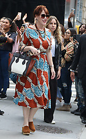 NEW YORK, NY- OCTOBER 7: Molly Ringwald at Build Series promoting the new season of CW's Riverdale on October 07, 2019 in New York City.<br /> CAP/MPI/RW<br /> ©RW/MPI/Capital Pictures