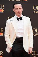 Andrew Scott<br /> arriving for the Olivier Awards 2018 at the Royal Albert Hall, London<br /> <br /> ©Ash Knotek  D3392  08/04/2018