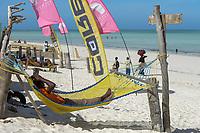 TANZANIA, Zanzibar, Paje, beach / TANSANIA, Sansibar, Paje, Strand