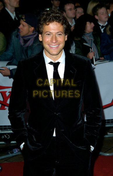 IOAN GRUFFUDD.National Movie Awards, Royal Festival Hall, London, England..September 28th, 2007.half 3/4 length black suit jacket hands in pockets .CAP/CAN.©Can Nguyen/Capital Pictures