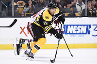 March 13, 2014 - Boston, Massachusetts , U.S. - Boston Bruins right wing Jarome Iginla (12) in  game action during the NHL game between the Phoenix Coyotes and the Boston Bruins held at TD Garden in Boston Massachusetts. The Bruins defeated the Coyotes 2-1 in regulation time. Eric Canha/CSM