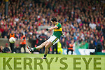 Bryan Sheehan Kerry in action against  Cork in the Munster Final at Fitzgerald Stadium, Killarney on Saturday evening.