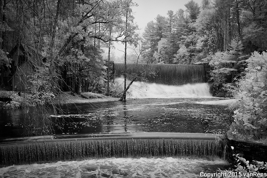 Highland Lake Dam, Flat Rock, N.C.