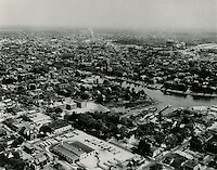 UNDATED..Redevelopment.Atlantic City (R-1)..View looking Northeast.Ghent.Atlantic City in foreground...NEG#.NRHA#..