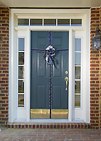 Brook Ribbons on Doors