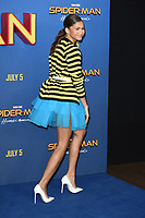 Zendaya<br /> at the &quot;Spider-Man:Homecoming&quot; photocall at the Ham Yard Hotel, London. <br /> <br /> <br /> &copy;Ash Knotek  D3281  15/06/2017