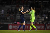 Washington Spirit vs North Carolina Courage, August 30, 2017