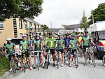 Cyclists line up at the annual Dromin charity cycle. Photo:Colin Bell/pressphotos.ie