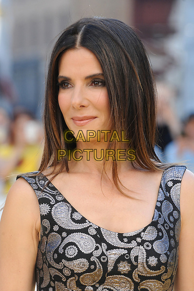 LONDON, ENGLAND - JUNE 11: Sandra Bullock attends the World Premiere of Minions at Odeon Leicester Square on June 11, 2015 in London, England.<br /> CAP/BEL<br /> &copy;Tom Belcher/Capital Pictures