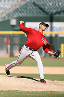 Miguel Pena - Arizona Diamondbacks, 2009 Instructional League.Photo by:  Bill Mitchell/Four Seam Images..