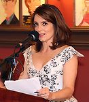 Tina Fey during The 69th Annual Outer Critics Circle Awards Dinner at Sardi's on May 23, 2019 in New York City.
