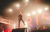 RISE AGAINST LIVE, 2017, STEVE ROSE