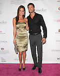 David Charvet & Brooke Burke at 6th Annual Pink Party held at Drai's at The W Hotel in Hollywood, California on September 25,2010                                                                               © 2010 DVS / Hollywood Press Agency