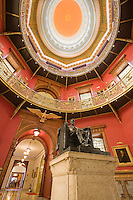 Rotunda at the New Jersey Legislative State House, c1792, Trenton, New Jersey