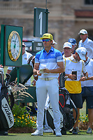 Rafael Cabrera Bello (ESP) looks over his tee shot on 1 during round 1 of The Players Championship, TPC Sawgrass, at Ponte Vedra, Florida, USA. 5/10/2018.<br /> Picture: Golffile | Ken Murray<br /> <br /> <br /> All photo usage must carry mandatory copyright credit (&copy; Golffile | Ken Murray)