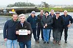 Castlemaine Mens Shed are urgently looking for a site front l-r: martin Greenwood, Denis Brosnan, back: Joe Fitzgerald, Brian Kelliher, James Ladden, Danny Morris, John Joe O'Brien and Bernard Croxford