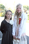 Chatreen O'Connor and Alina Gorbacova at the Confirmation in Holy Family Church Ballsgrove...Photo NEWSFILE/Jenny Matthews.(Photo credit should read Jenny Matthews/NEWSFILE)....This Picture has been sent you under the condtions enclosed by:.Newsfile Ltd..The Studio,.Millmount Abbey,.Drogheda,.Co Meath..Ireland..Tel: +353(0)41-9871240.Fax: +353(0)41-9871260.GSM: +353(0)86-2500958.email: pictures@newsfile.ie.www.newsfile.ie.FTP: 193.120.102.198.
