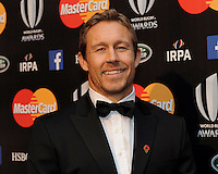 Jonny Wilkinson at the World Rugby Awards 2015  - 01/11/2015 - Battersea Evolution, London<br /> Mandatory Credit: Rob Munro/Stewart Communications