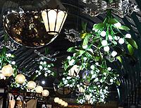 NOV 16 Covent Garden at Christmas