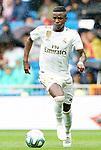 Real Madrid's Vinicius Junior during La Liga match. September 14,2019. (ALTERPHOTOS/Acero)